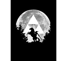 The Legend of Zelda - Link Photographic Print