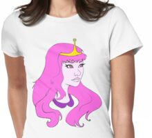 The Daily Life of Princess Bubblegum  Womens Fitted T-Shirt