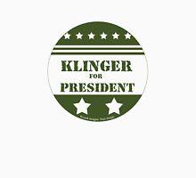 For President Klinger Unisex T-Shirt