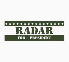For President Radar by ImagineThatNYC