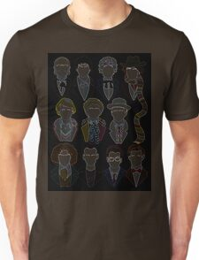 All 11 Doctors Unisex T-Shirt
