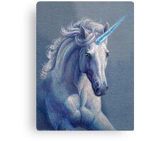 Jewel the Unicorn Metal Print