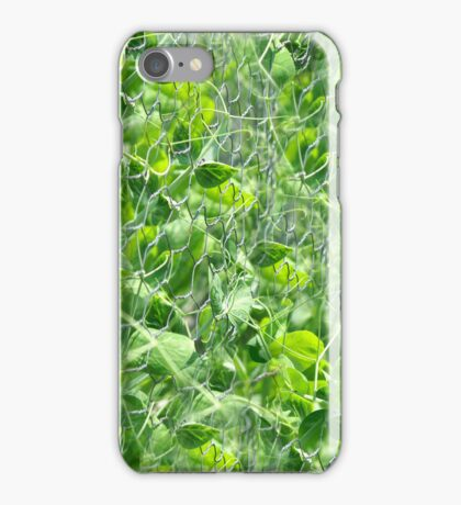 Peas Let Us Out iPhone Case/Skin