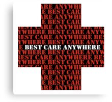 MASH Best Care Anywhere Canvas Print