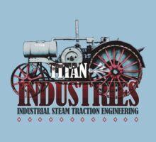 Titan Industries Kids Clothes