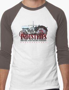 Titan Industries Men's Baseball ¾ T-Shirt