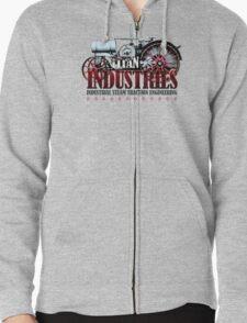 Titan Industries Zipped Hoodie