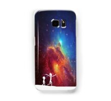 Rick and Morty - Star Viewing 2 Samsung Galaxy Case/Skin