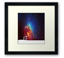 Rick and Morty - Star Viewing 2 Framed Print