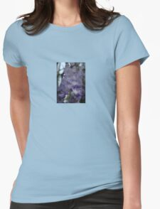 Purple and Violet Wisteria Blossom T-Shirt