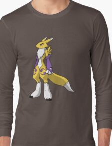 Renamon Long Sleeve T-Shirt