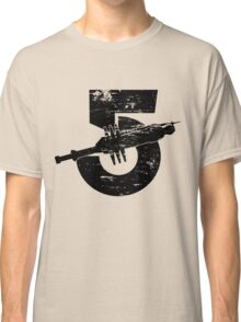 Babylon 5 Vintage (Black) Classic T-Shirt
