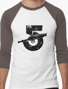 Babylon 5 Vintage Men's Baseball ¾ T-Shirt