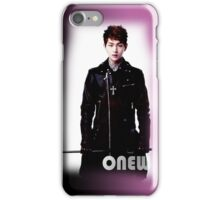 ONEW iPhone Case/Skin