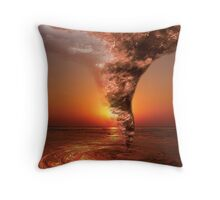 Dreams - Tornado  Throw Pillow