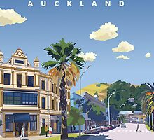 Devonport - Auckland NZ by contourcreative