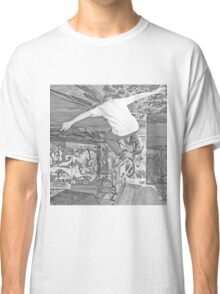 Free man - skate Classic T-Shirt