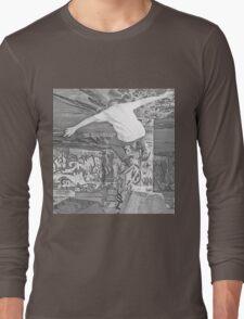 Free man - skate Long Sleeve T-Shirt