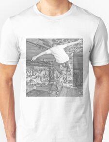 Free man - skate T-Shirt