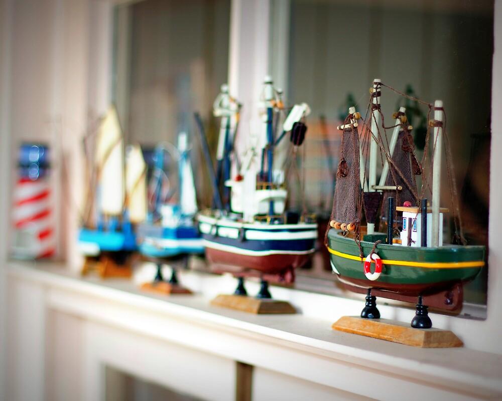 Ships by LittlePhotoHut