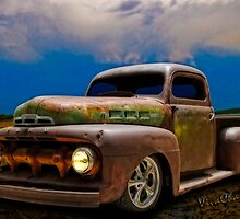 The Story of the Ratty Ford Pickup by ChasSinklier