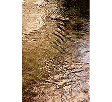 Water .. Photographic Print