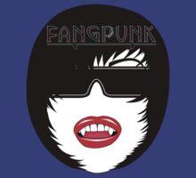 Fangpunk Head T Shirt by Fangpunk