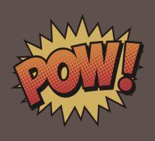 Pow One Piece - Short Sleeve