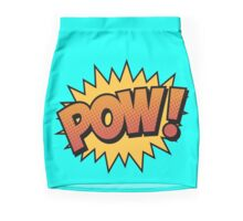 Pow Mini Skirt