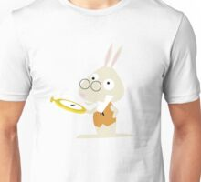 White Rabbit Unisex T-Shirt