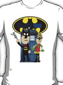 Bat Who T-Shirt