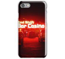 Second Shift iPhone Case/Skin