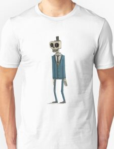 Skelly The Dapper Skeleton Unisex T-Shirt