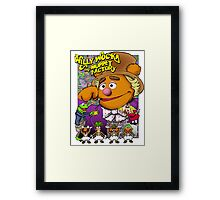 Willy Wocka and the Muppet Factory Framed Print