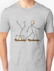 Skateboard Fun T-Shirt
