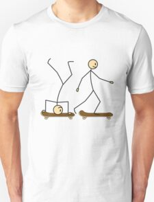 Skateboard Fun T-Shirt