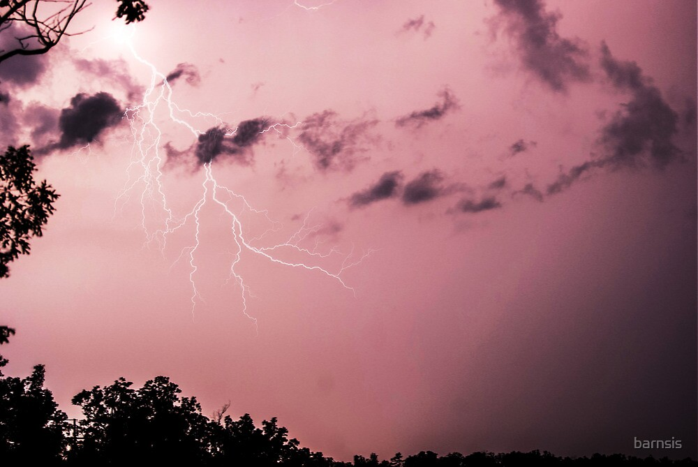 Missouri Early Summer Storm by barnsis