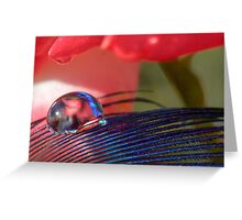 Born to Blue Greeting Card