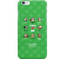 KINO loves Hong Kong iPhone Case/Skin