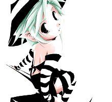 Young Witch by Achiru