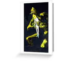 LemonGoya Greeting Card