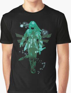 The Legend of Zelda - Link Graphic T-Shirt