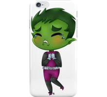 Beast Boy iPhone Case/Skin