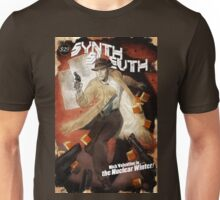 The Synth Sleuth! Unisex T-Shirt