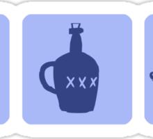 PDM Icons Sticker