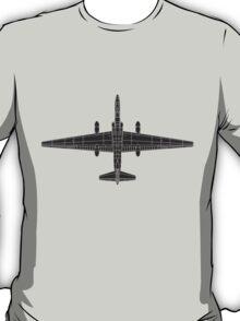 Lockheed U-2 (TR-1) Dragon Lady T-Shirt