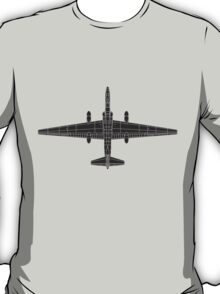 Lockheed U-2 (TR-1) Dragon Lady T-Shirt
