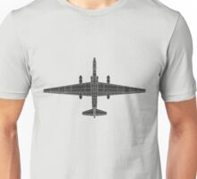 Lockheed U-2 (TR-1) Dragon Lady Unisex T-Shirt