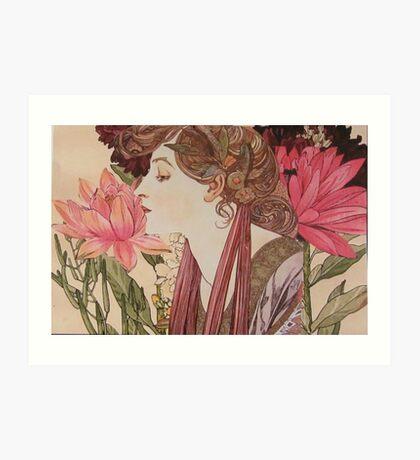 Isolde Art Print
