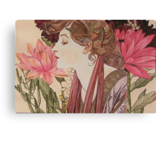 Isolde Canvas Print